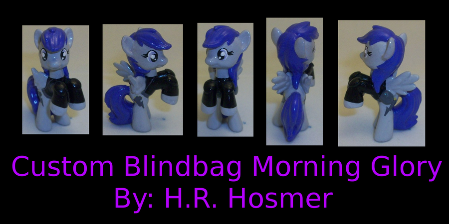 Squishy Collection Fallout Horizons : Custom Blindbag Morning Glory of Fallout Equestria by Gryphyn-Bloodheart on DeviantArt