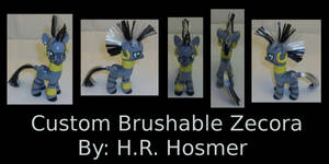Custom Zecora Brushable