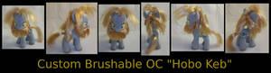 Custom OC Hobo Keb Brushable
