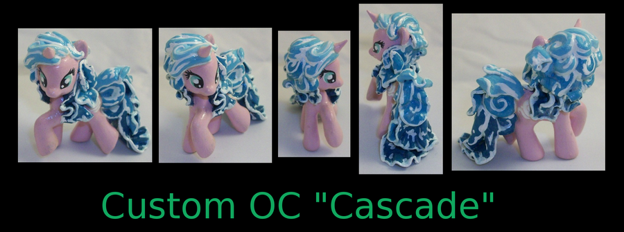 Custom OC Cascade Blindbag by Gryphyn-Bloodheart