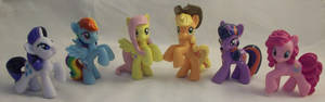 Show-Accurate Mane Six