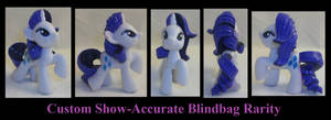 Show-Accurate Rarity