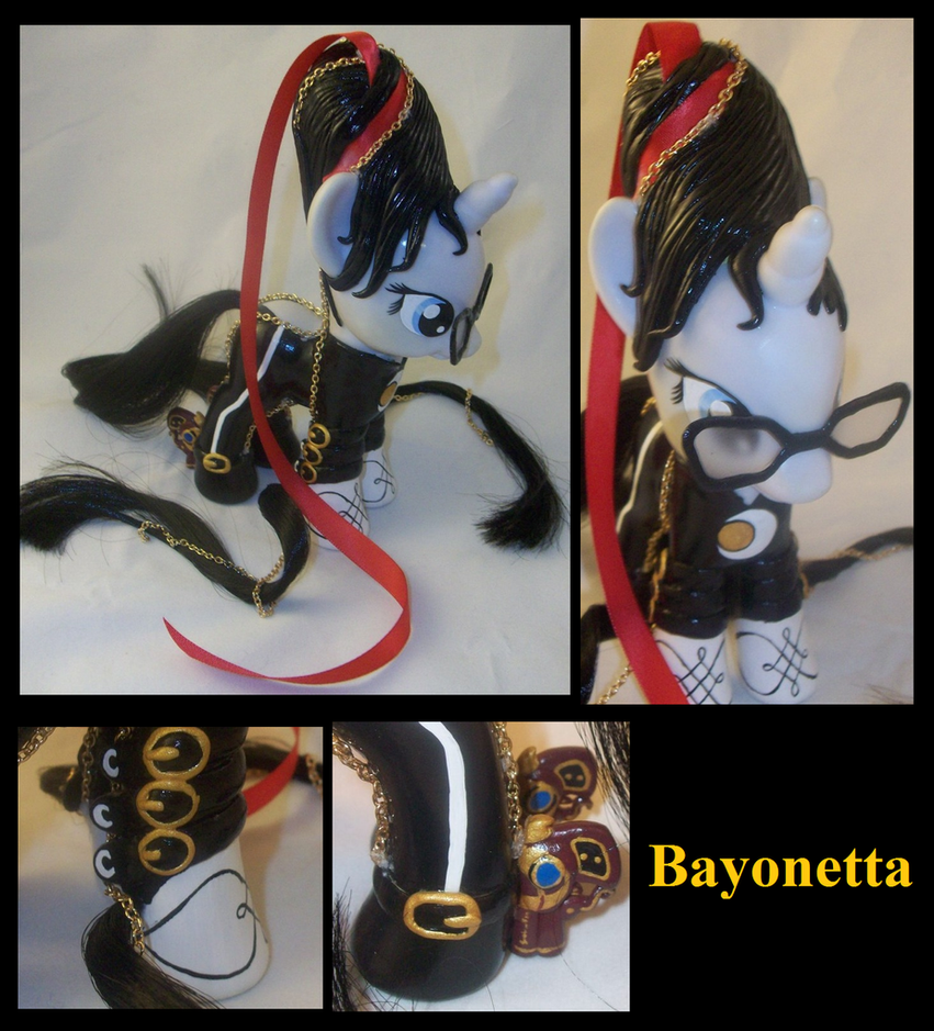 Fashion Style Bayonetta by Gryphyn-Bloodheart