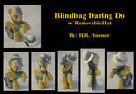 Daring Do Blindbag with Removable Hat