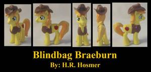 Blindbag Braeburn by Gryphyn-Bloodheart