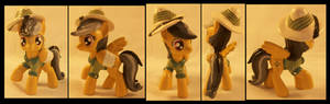 Daring Do: Rainbow Dash's Second Life