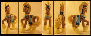 Saddle Arabian Stallion