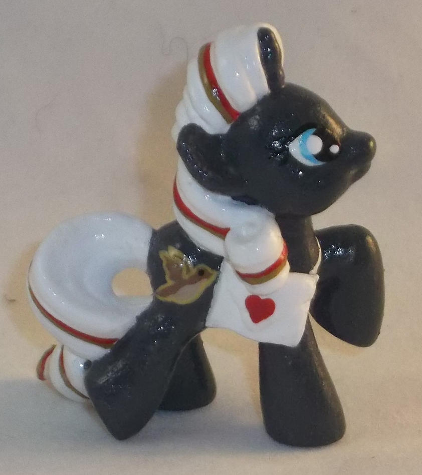 Blindbag Velvet Remedy from Fallout Equestria by Gryphyn-Bloodheart