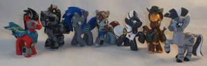Custom Blindbag Fallout Equestria Set