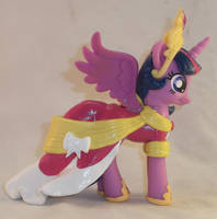 Princess Twilight Sparkle Coronation Dress 1 by Gryphyn-Bloodheart
