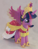 Princess Twilight Sparkle Coronation Dress 2 by Gryphyn-Bloodheart
