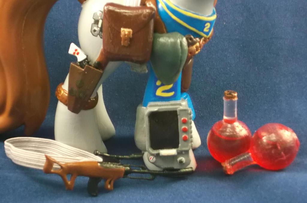 Custom Funko LittlePip 3D Printed Accessories