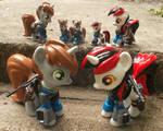 LittlePip + Blackjack Funko, Funko Mini, Blindbag