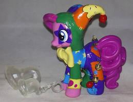 Jester Pinkie Pie by Gryphyn-Bloodheart