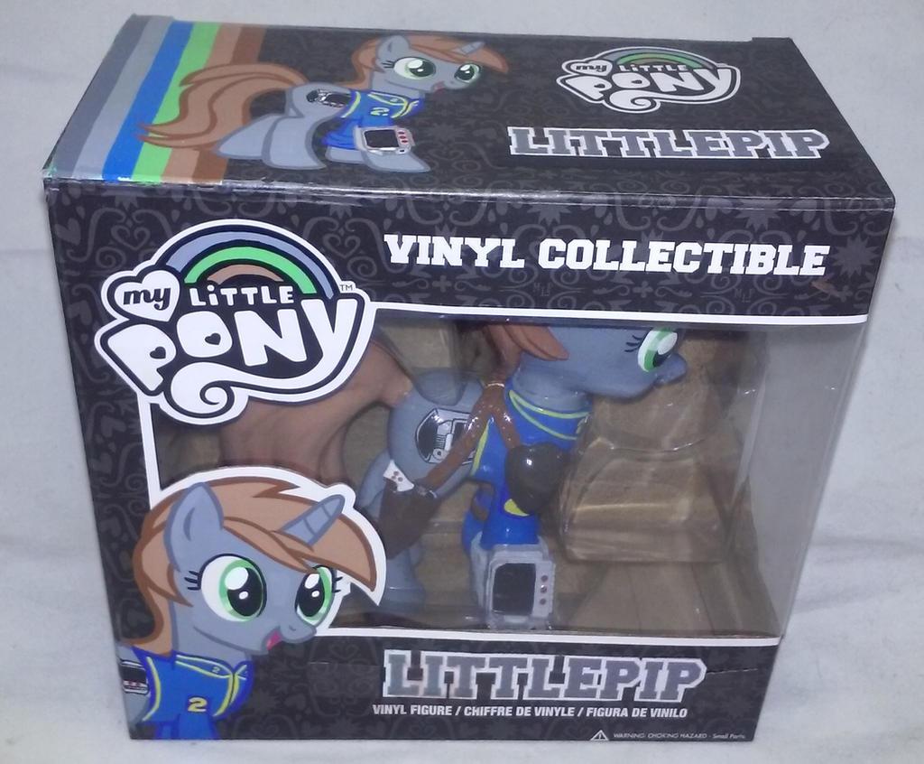 Funko Fallout LittlePip with Custom Box