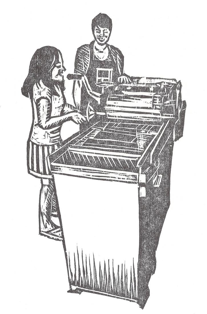 Letterpress Detail Clean by Gryphyn-Bloodheart