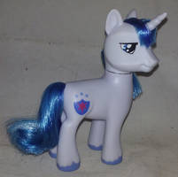 Rehaired Shining Armor by Gryphyn-Bloodheart