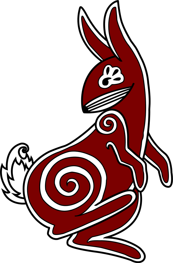 Vermin Tribe Rabbit 1 in Color by Gryphyn-Bloodheart