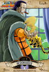 One Piece - Crocodile