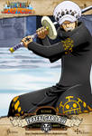 One Piece - Trafalgar Law