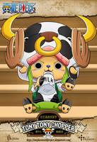One Piece - Tony Tony Chopper by OnePieceWorldProject