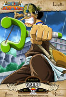 One Piece - Usopp by OnePieceWorldProject