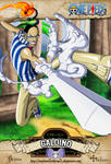 One Piece - Galdino