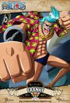 One Piece - Franky