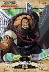 One Piece - Urouge by OnePieceWorldProject