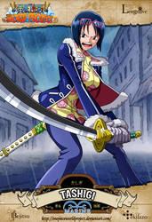 One Piece - Tashigi by OnePieceWorldProject