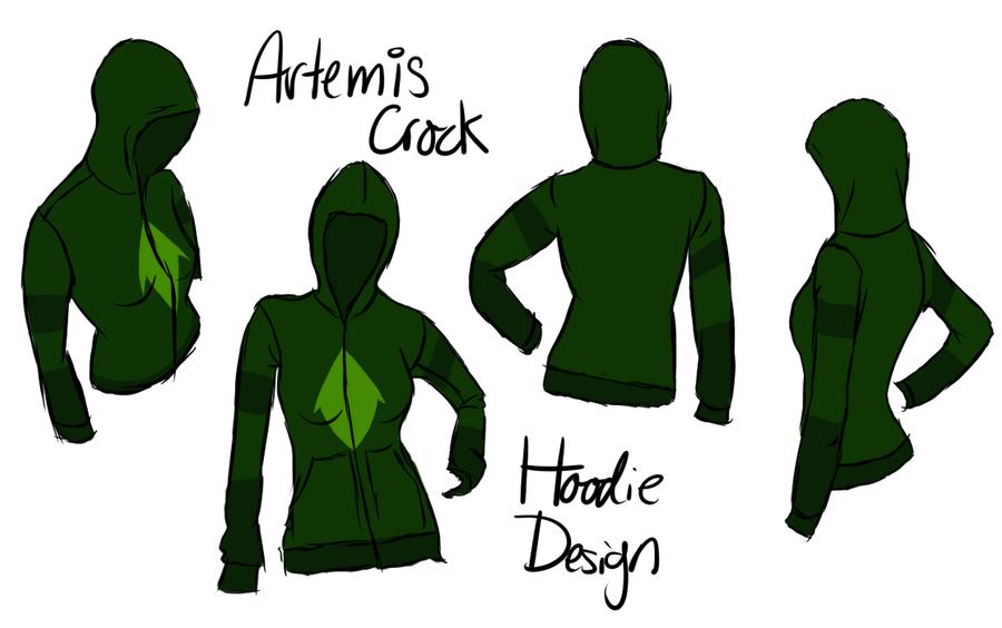 Robin Hoodie Design by Chibi-Aeri-Chan on DeviantArt