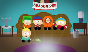 South Park Season 20 - by MrScaryJoe by MrScaryJoe