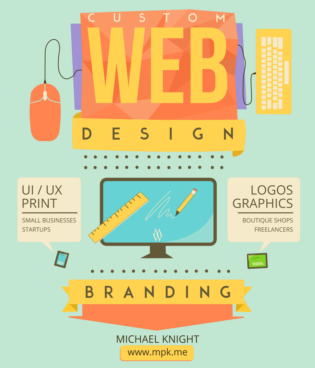 Web Design and Branding Flyer by KnightRider71 on DeviantArt