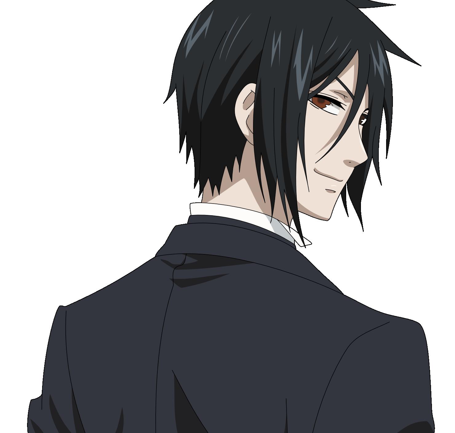 Her Butler, Creation Kuroshitsuji___Sebastian_by_adoroloble