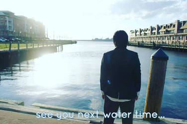 Free- See You Next Water Time... by Rurounichan