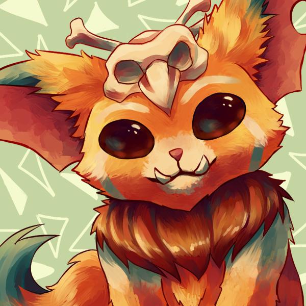 {CM} gnar the fluffy link by Fenori on DeviantArt