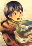 t-too many books..