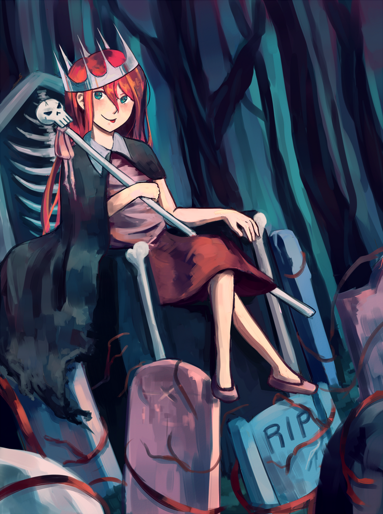 {EXC} Princess of Death by Fenori