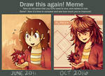 Draw this again - Why Hello