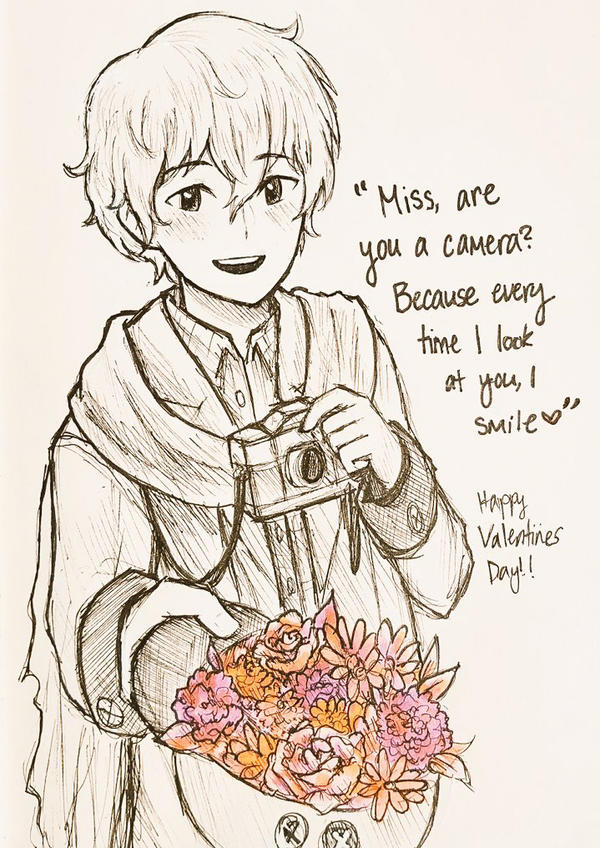 Happy Valentines~ by Fenori