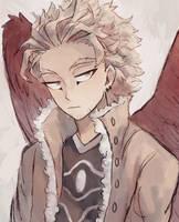 Hawks by Fenori