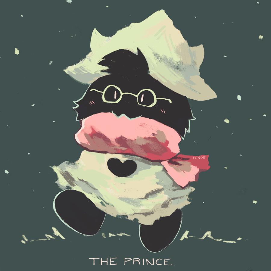 fluffiest boy by Fenori