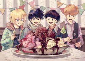 ice cream parlor!!