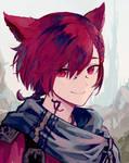 crystal cat boy