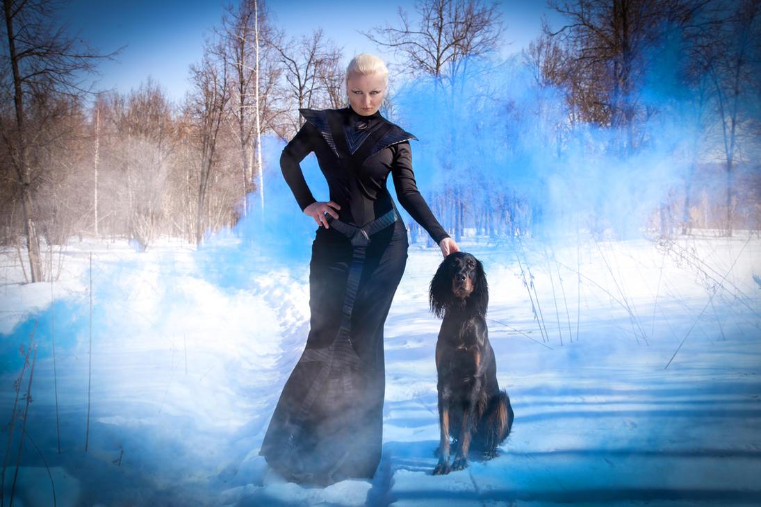 winter by AgnaDevi