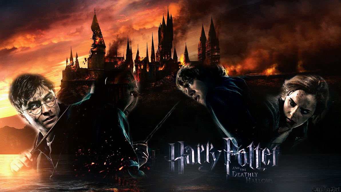 Must see Wallpaper Harry Potter Good - harry_potter_wallpaper_by_stylishart94-d32peu7  Best Photo Reference_87369.png