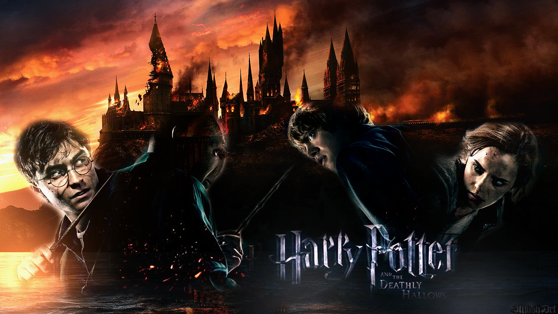Top Wallpaper Harry Potter Full Hd - harry_potter_wallpaper_by_stylishart94-d32peu7  Graphic_486570.png
