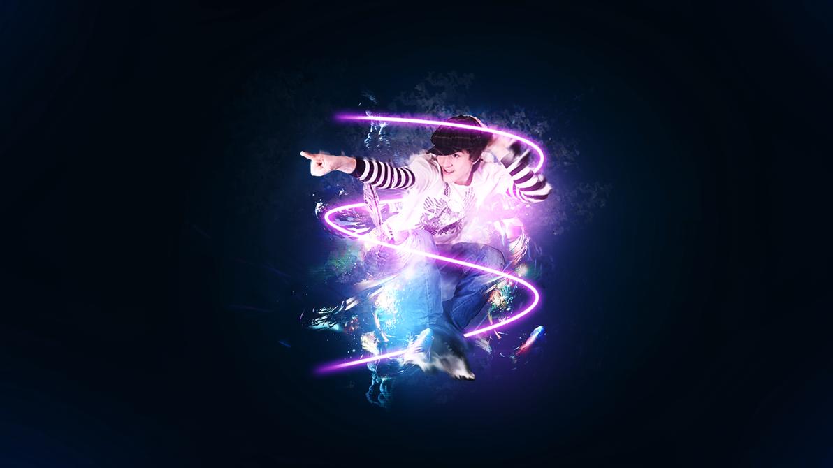 Wallpaper Hip Hop Dancer By StylishArt94