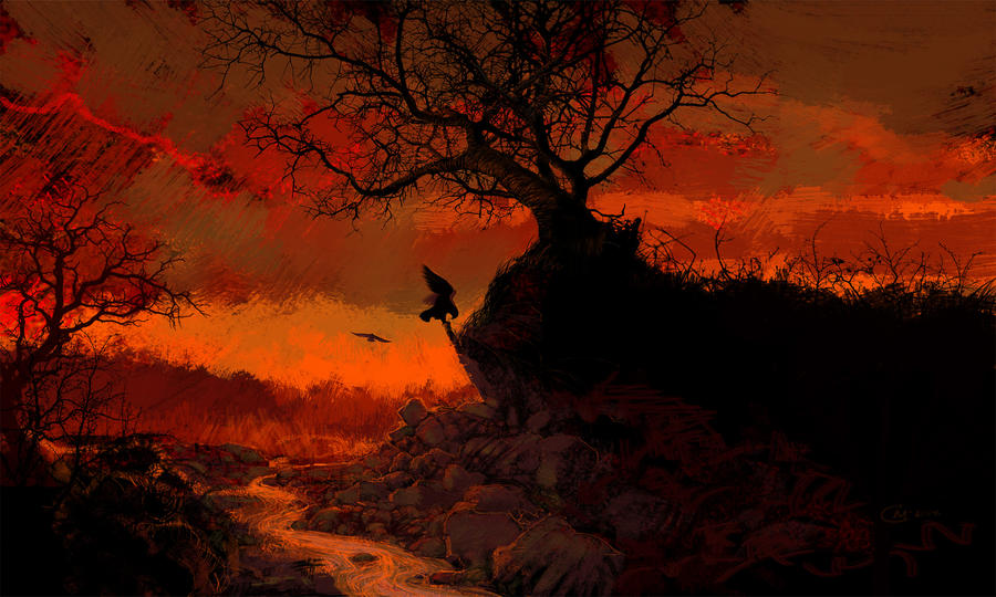 Away by mrDOOMS