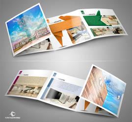 Selcuk University Fine Arts Brochure by furkanzararsiz